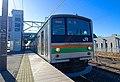 JNR 205 Series Y12 Formation in Ujiie Station.jpg
