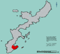 JP Okinawa Nanjo City Location.png