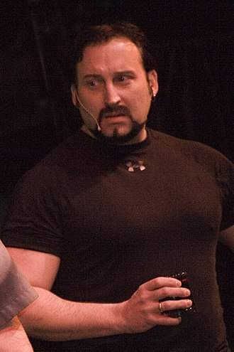 John Paul Tremblay - Tremblay in character as Julian in 2009