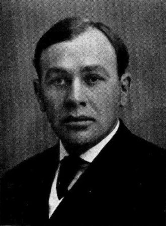 John P. Koehler - Koehler pictured in The Hilltop 1915, Marquette yearbook