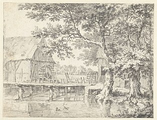 Double Watermill