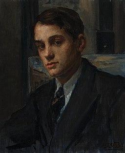 Jacques-Émile Blanche - Portrait de Reynold Arnould
