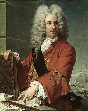 Jacques Gabriel - Jacques Gabriel