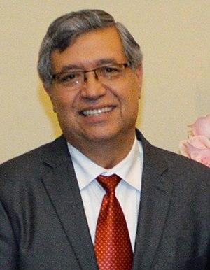 Vice President of Guatemala - Image: Jafeth Cabrera Embajada cropped