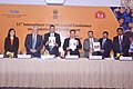 """Jagat Prakash Nadda launching the Lancet Series on """"Violence Against Women and Girls"""", at the inauguration of the 11th International Inter-Ministerial Conference on """"Investing in Demographic Dividend"""".jpg"""