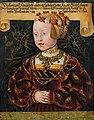 Jakob Seisenegger - Portrait of Archduchess Elisabeth.jpg