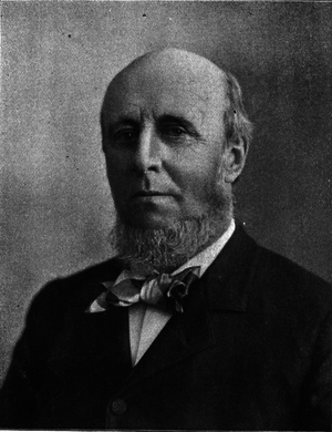 James Burrill Angell - Image: James Burrill Angell
