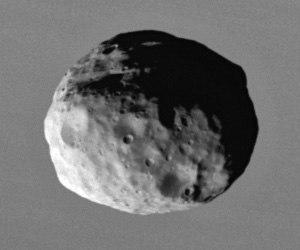 Saturn's moons in fiction - Janus