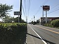 Japan National Route 500 near Kirin Beer Farm 2.jpg