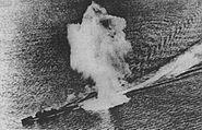 Japanese patrol boat PB31