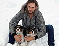 Jason Bellini with Bugsy and Theo.jpg