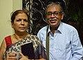 Jaya Banerjee and Asit Ray - Kolkata 2016-07-29 5496.JPG