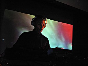 Jeff Mills - Mills performing in 2010