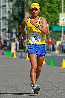 Jefferson Pérez Ecuadorian race walker