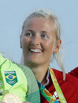 Jena Hansen - Hansen at the 2016 Olympics