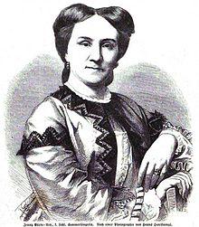 Portrait by Adolf Neumann after a photo by Hanns Hanfstängl (1867) (Source: Wikimedia)