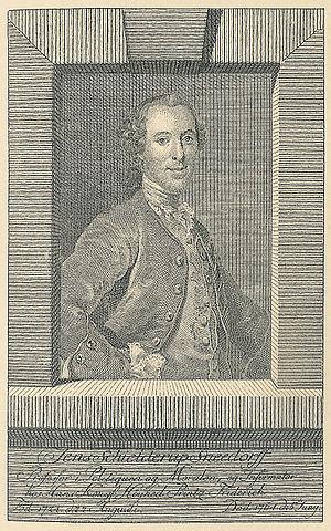 Jens Schielderup Sneedorff