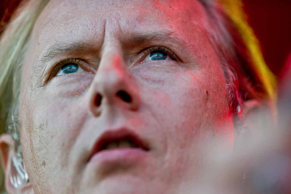 Jerry Cantrell - Alice in Chains - Roskilde Festival 2010