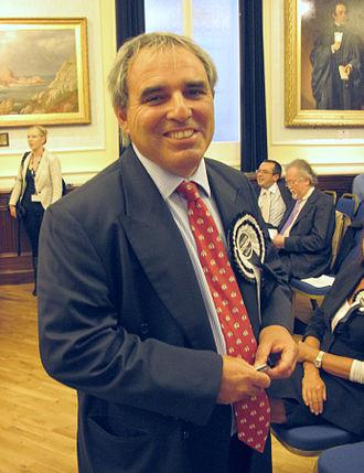 Freddie Cohen - Image: Jersey general election 2011 11