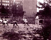 Jewish Children in Nazi Germany Exercise Class