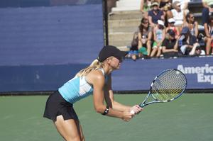 Jill Craybas - Jill Craybas at the 2008 US Open