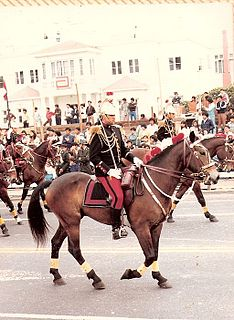 Presidential Life Guard Dragoons Regiment