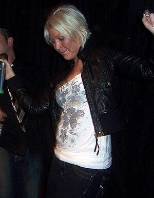 Jo O'Meara - O'Meara in 2008