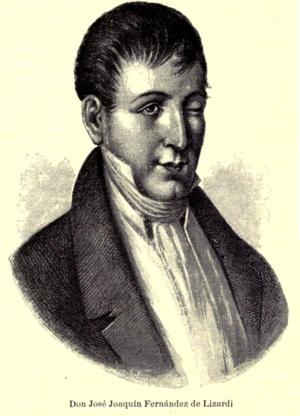 Fernández de Lizardi, José Joaquín (1776-1827)