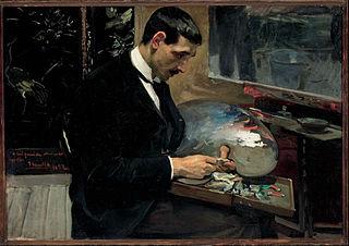 Portrait of Agustín Otermín