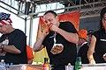 Joey Chestnut at the 2012 National Buffalo Wing Festival, Buffalo, New York.jpg