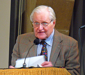 John Ashbery - Ashbery at a 2007 tribute to W.H. Auden at Cooper Union in New York City.
