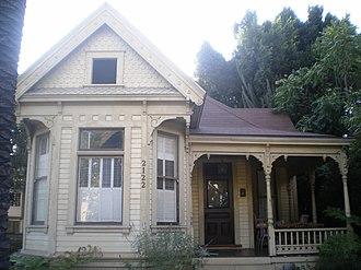 Victorian house - Image: John B. Kane Resldence