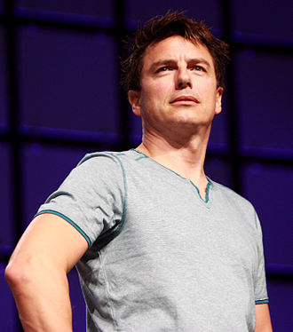 John Barrowman - John Barrowman at the Phoenix Comicon (2013)