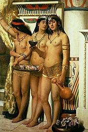Pharaohs Handmaidens