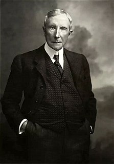 Rockefeller family American industrial, political and banking family