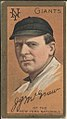 John J. McGraw, New York Giants, baseball card portrait LCCN2008677361.jpg