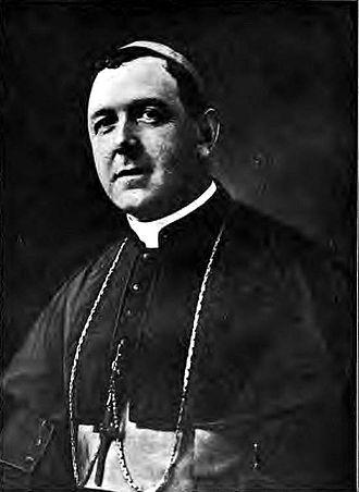 John Joseph Cantwell - John Joseph Cantwell in 1922