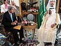 John Kerry & King Abdullah of Saudi Arabia June 2014.jpg
