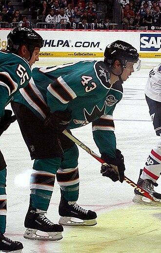 John McCarthy (ice hockey) - Image: John Mc Carthy