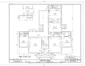 John Sill House, Lyme Street, Old Lyme, New London County, CT HABS CONN,6-LYMO,10 (sheet 3 of 12).png