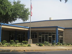 John Tyler High School (Photo 2), Tyler, TX IMG 0554.JPG