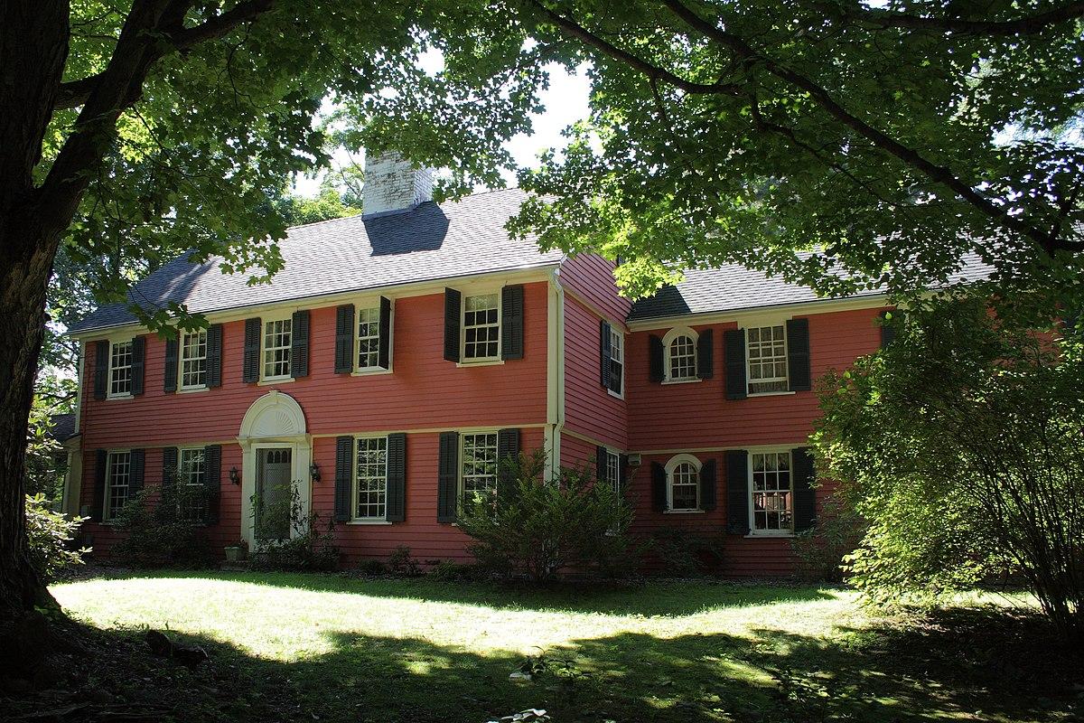 John wells jr house wikipedia for The hartford house