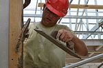 Joining the Air Force at 17, structures engineer now spends his time building schools in Belize 140513-F-HI762-001.jpg