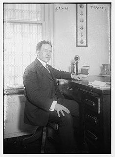 Joseph Rinn American magician