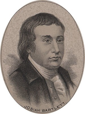 Josiah Bartlett - Image: Josiah Bartlett