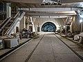Journées européennes du patrimoine 2015 - Visite du chantier du tunnel de la ligne du tramway T6 dans la forêt de Meudon - RATP (21349224928).jpg