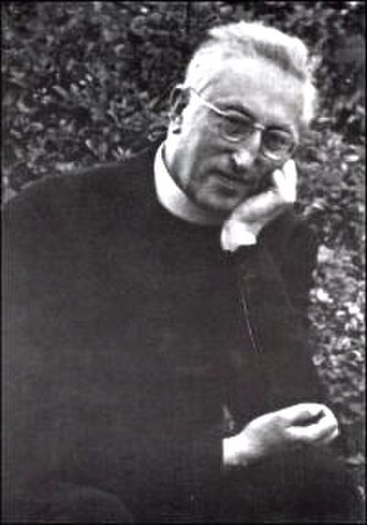 Fawley Court - Fr. Jarzębowski (1897-1964) founder of Divine Mercy College and Fawley Court Museum