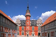 Juleum In Helmstedt Built 1592 An Example Of Weser Renaissance Architecture
