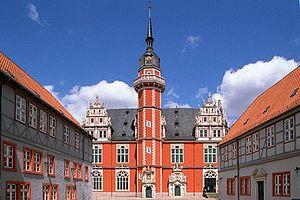 Helmstedt - Image: Juleum Helmstedt