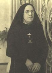 Julia de las Espinas del Sagrado Corazon